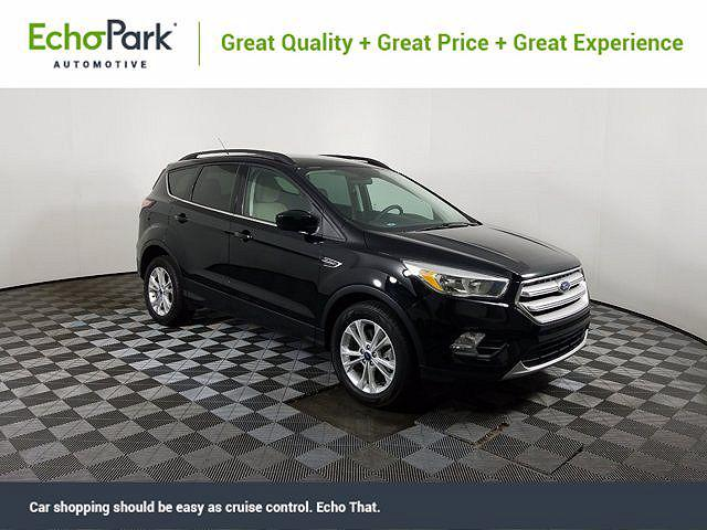 2018 Ford Escape SE for sale in Charlotte, NC