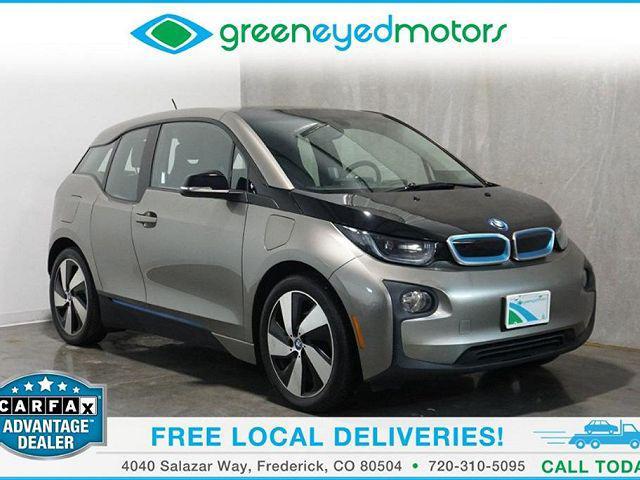 2017 BMW i3 94 Ah w/Range Extender for sale in Frederick, CO