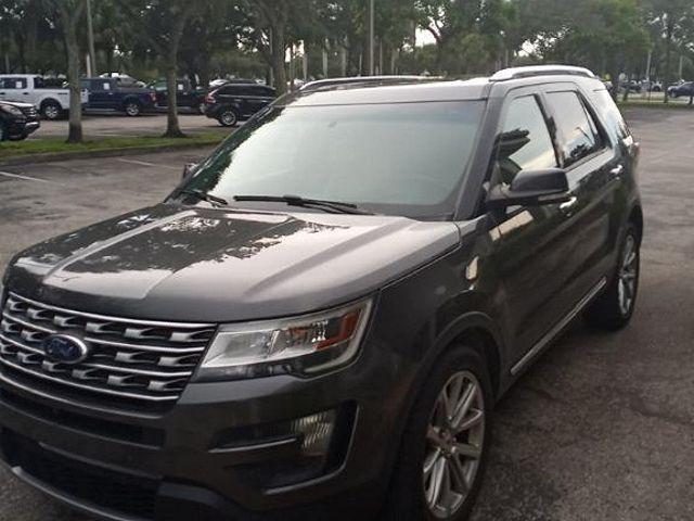 2016 Ford Explorer Limited for sale in Pembroke Pines, FL