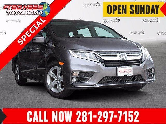 2019 Honda Odyssey EX-L for sale in Spring, TX