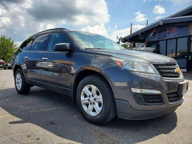 2014 Chevrolet Traverse LS for sale in Michigan City, IN