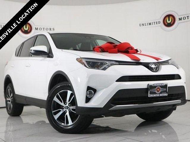 2018 Toyota RAV4 XLE for sale in Noblesville, IN