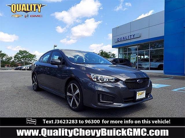 2018 Subaru Impreza Sport for sale in Englewood, NJ
