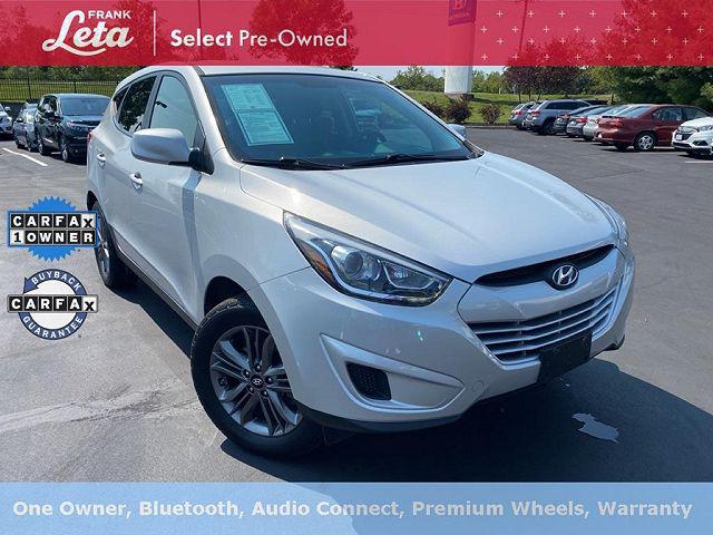 2015 Hyundai Tucson GLS for sale in O'Fallon, MO