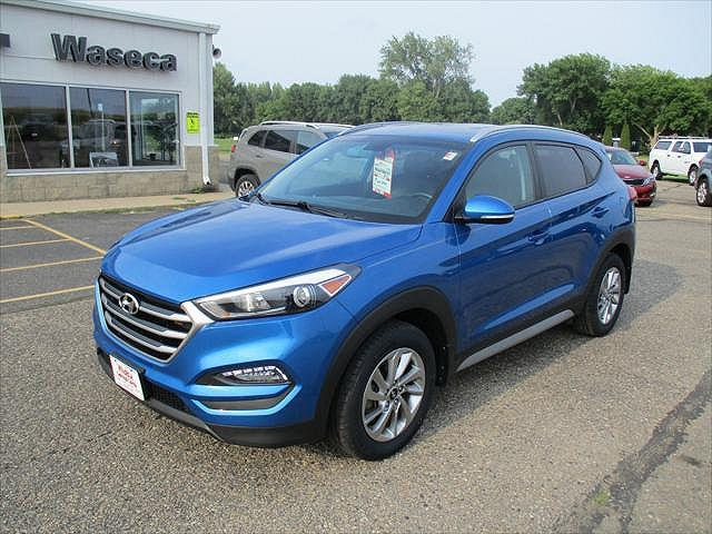 2018 Hyundai Tucson SEL Plus for sale in Waseca, MN