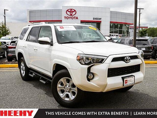 2018 Toyota 4Runner SR5 for sale in Stafford, VA
