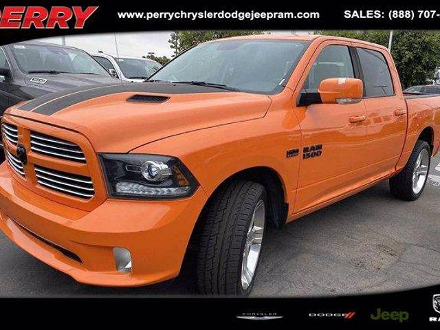 2017 Ram 1500 Sport for sale in National City, CA