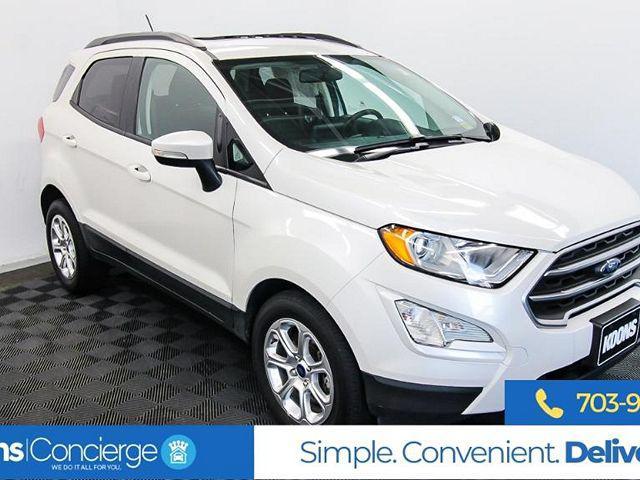 2019 Ford EcoSport SE for sale in Sterling, VA