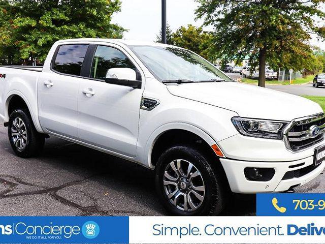 2019 Ford Ranger LARIAT for sale in Sterling, VA