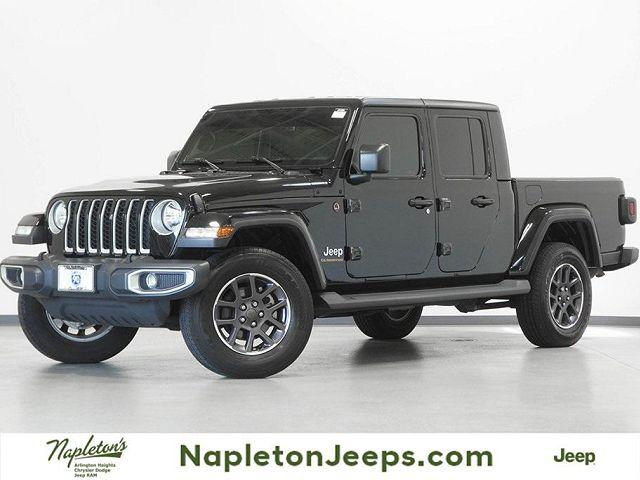 2020 Jeep Gladiator Overland for sale in Arlington Heights, IL