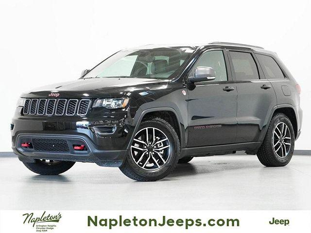 2021 Jeep Grand Cherokee Trailhawk for sale in Arlington Heights, IL
