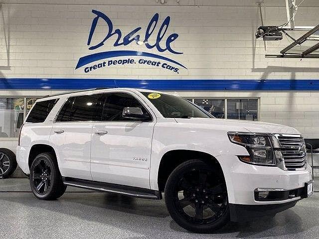 2016 Chevrolet Tahoe LTZ for sale in Peotone, IL