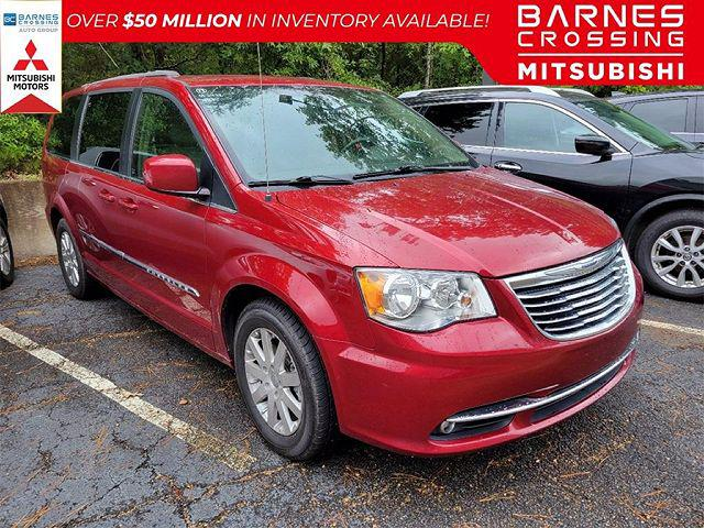 2016 Chrysler Town & Country Touring for sale in Saltillo, MS