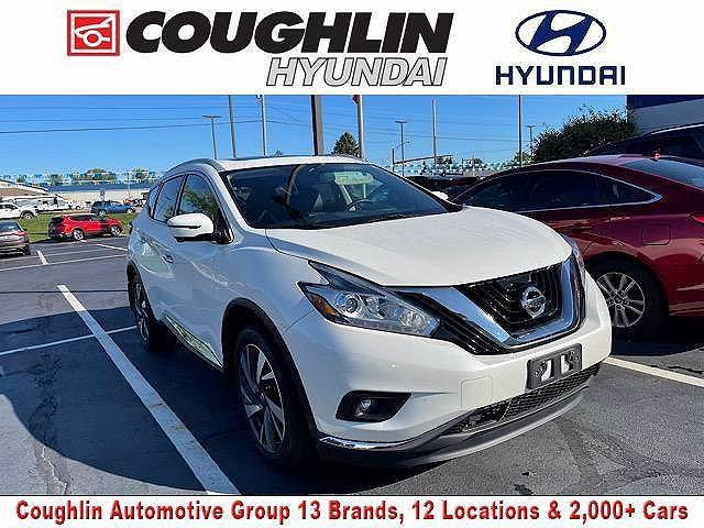 2018 Nissan Murano Platinum for sale in Heath, OH