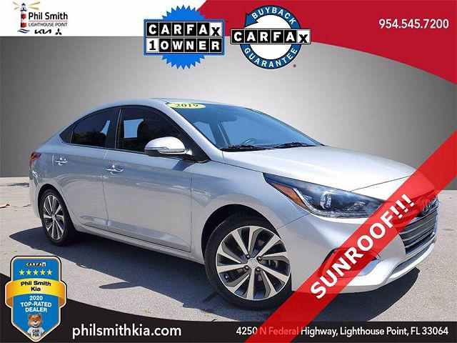 2019 Hyundai Accent Limited for sale in Lighthouse Point, FL