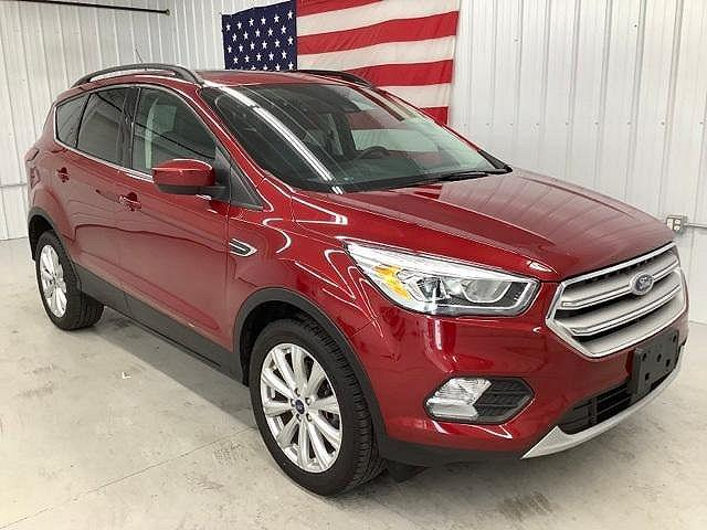 2019 Ford Escape SEL for sale in Angola, IN