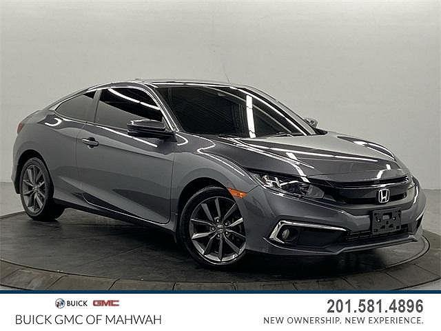 2019 Honda Civic Coupe EX for sale in Mahwah, NJ