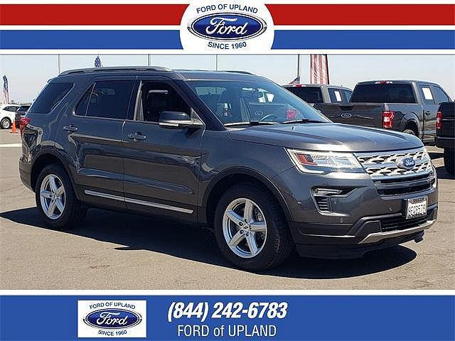 2018 Ford Explorer XLT for sale in Upland, CA