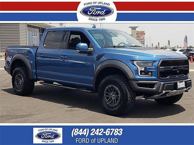 2020 Ford F-150 Raptor for sale in Upland, CA