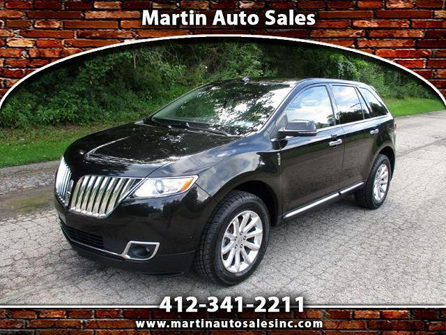 2014 Lincoln MKX AWD 4dr for sale in Pittsburgh, PA