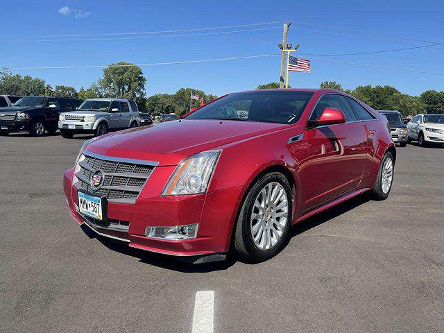 2011 Cadillac CTS Coupe Performance for sale in Spring Lake Park, MN