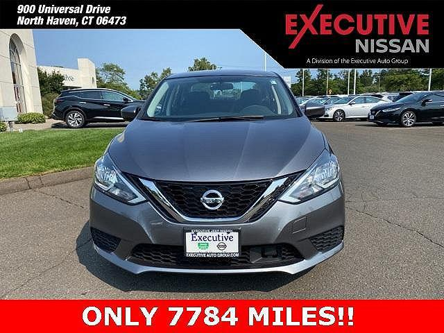 2019 Nissan Sentra SV for sale in North Haven, CT
