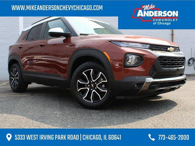 2021 Chevrolet Trailblazer ACTIV for sale in Chicago, IL