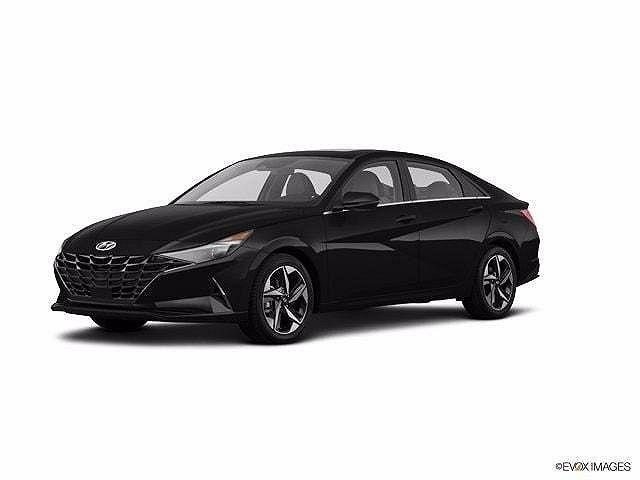 2021 Hyundai Elantra Limited for sale in Miami Gardens, FL