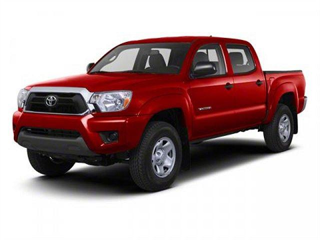 2013 Toyota Tacoma 4WD Double Cab V6 AT (Natl) for sale in Chattanooga, TN