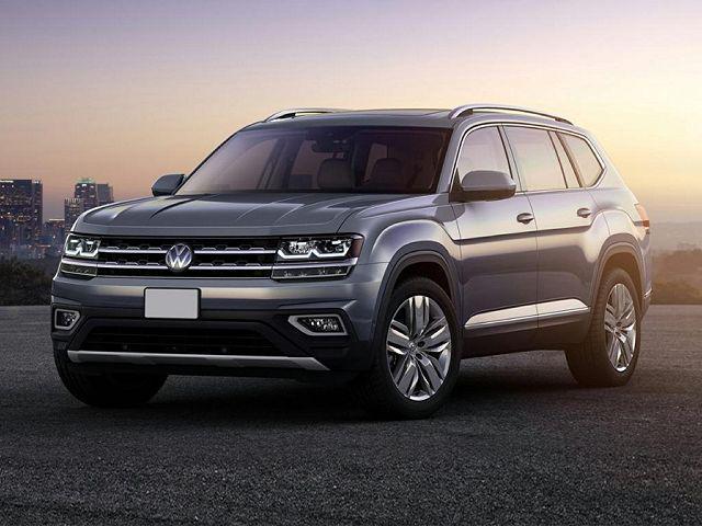 2018 Volkswagen Atlas 3.6L V6 Launch Edition for sale in Cincinnati, OH