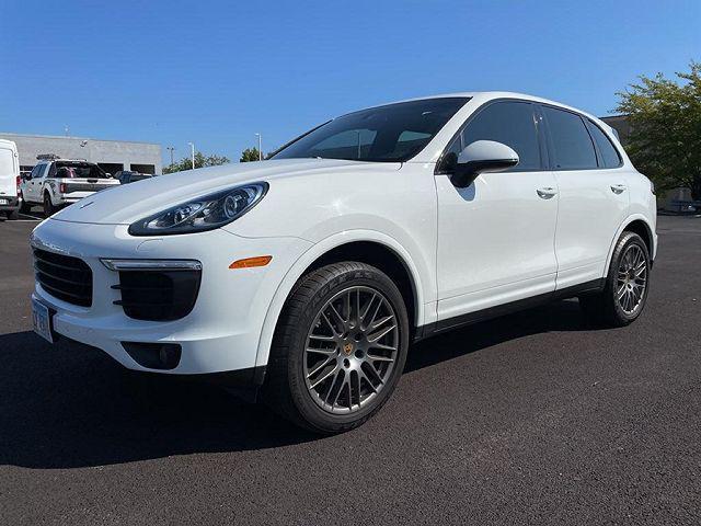 2017 Porsche Cayenne Base for sale in Schaumburg, IL