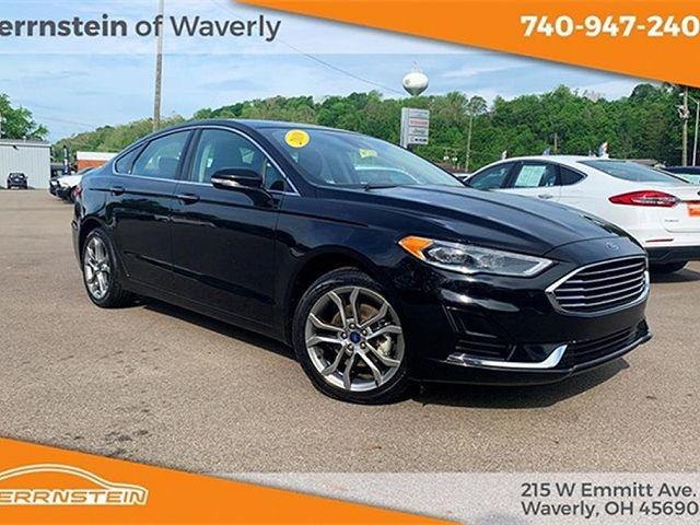 2019 Ford Fusion SEL for sale in Waverly, OH