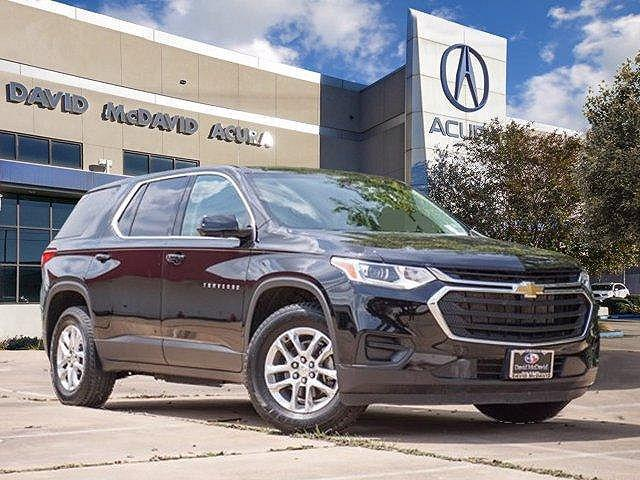 2020 Chevrolet Traverse LS for sale in Austin, TX