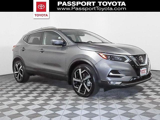 2021 Nissan Rogue Sport SL for sale in Suitland, MD