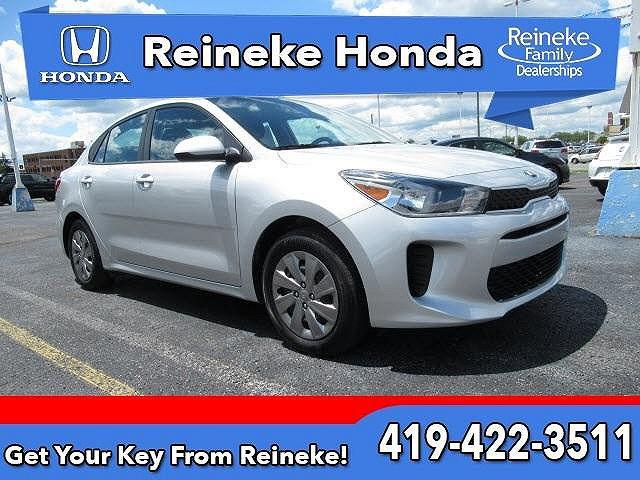 2019 Kia Rio LX for sale in Findlay, OH