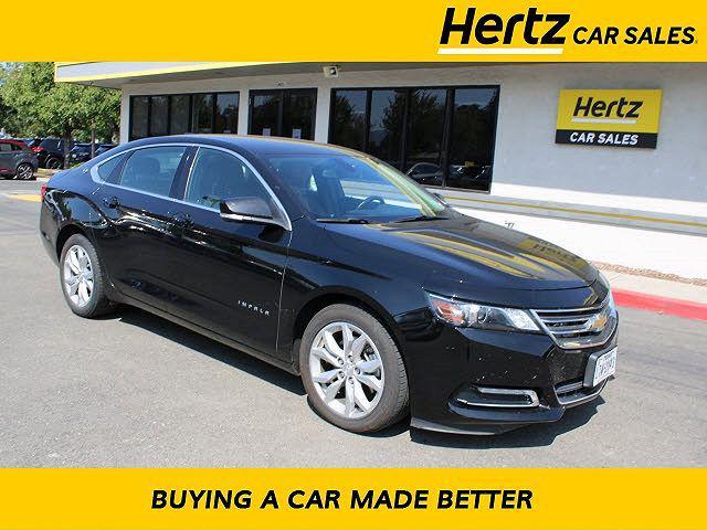 2019 Chevrolet Impala LT for sale in Pleasanton, CA