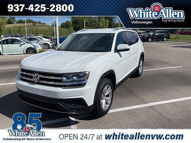 2018 Volkswagen Atlas 3.6L V6 S for sale in Dayton, OH
