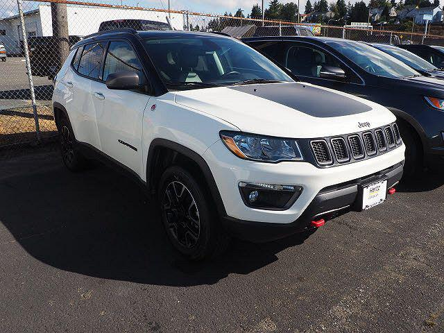 2019 Jeep Compass Trailhawk for sale in Seattle, WA