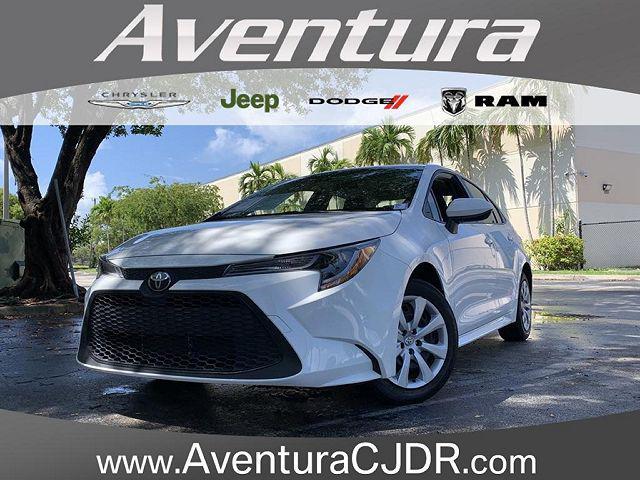 2020 Toyota Corolla LE for sale in North Miami Beach, FL
