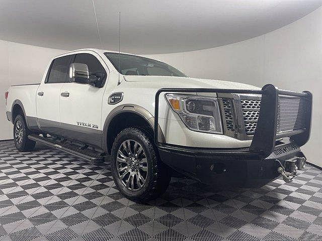 2017 Nissan Titan XD Platinum Reserve for sale in Colorado Springs, CO