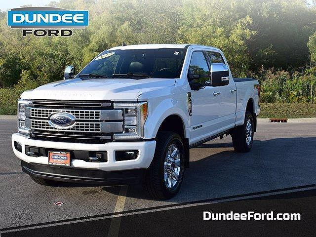 2019 Ford F-250 Platinum Edition for sale in East Dundee, IL