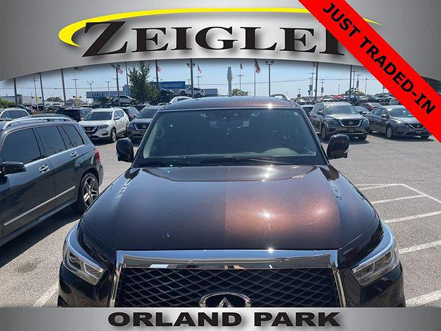 2019 INFINITI QX80 LUXE for sale in Orland Park, IL