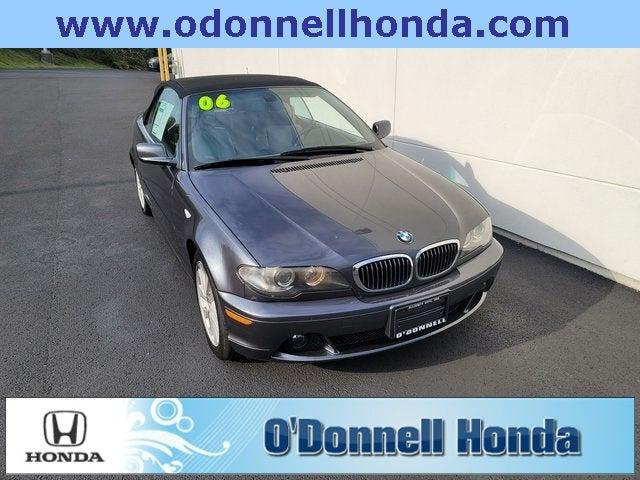 2006 BMW 3 Series 330Ci for sale in Ellicott City, MD
