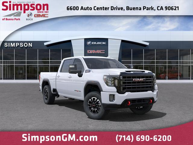 2021 GMC Sierra 2500HD AT4 for sale in Buena Park, CA