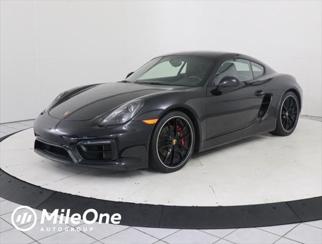 2015 Porsche Cayman GTS for sale in Silver Spring, MD