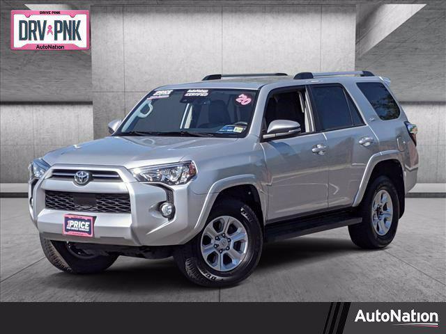 2020 Toyota 4Runner SR5 Premium for sale in Leesburg, VA