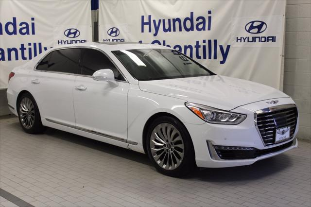 2018 Genesis G90 5.0L Ultimate for sale in Chantilly, VA
