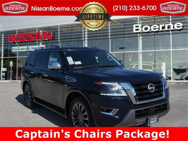 2022 Nissan Armada Platinum for sale in Boerne, TX