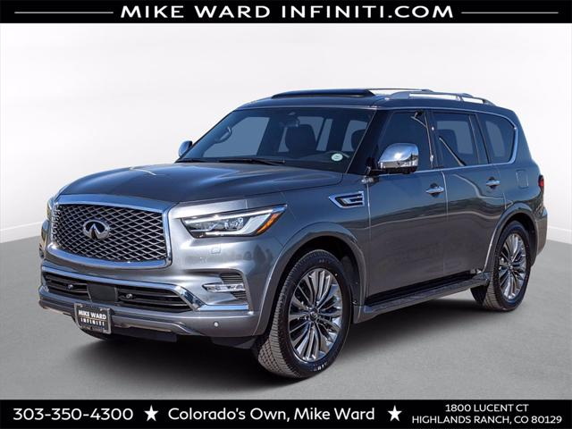 2021 INFINITI QX80 SENSORY for sale in Highlands Ranch, CO