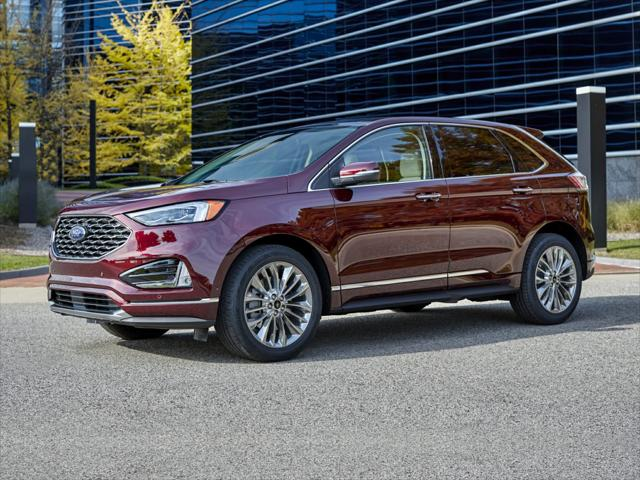 2021 Ford Edge SEL for sale in Castle Rock, CO